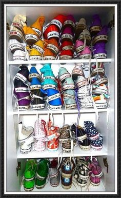 Converse collection I want one of every color!
