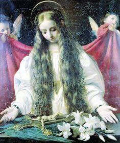 Mary Magdalene - Giuseppe Bezuolli