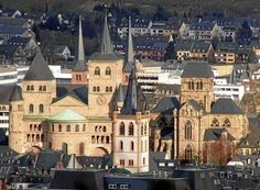 Hotel-Restaurant Feilen Wolff - Lage und Umgebung Cities In Germany, Visit Germany, Germany Travel, Pre Romanesque, Holidays Germany, Rhineland Palatinate, Great Hotel, Travel Information, Old City