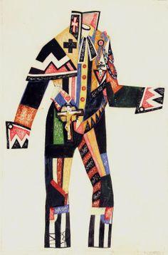 Русские авангардисты в Лондоне: выставка театральных эскизов в Музее Виктории и Альберта