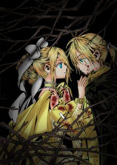 Vocaloid - Servant of Evil by YaraFuFu on DeviantArt