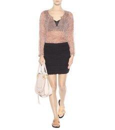 Isabel Marant, Étoile - Delta silk blouse - mytheresa.com