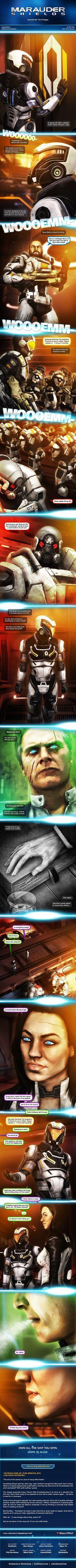 Marauder Shields: Episode 62 (The Prodigal) by koobismo.deviantart.com on @DeviantArt