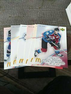 Mon eBay - En cours Thor, Saint Raymond, Old Factory, Hockey Cards, Upper Deck, Mcdonalds, Full Set, Ebay, Cards
