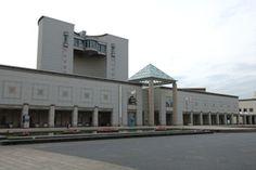横浜美術館外観写真