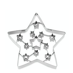 Giant Star Cookie Cutter #williamssonoma