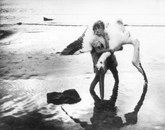 theconstantbuzz: A still from the film, Young Aphrodites Directed by, Nikos Koundouros. Candid Photography, Vintage Photography, Great Photos, Cool Pictures, Kid Photos, Bird People, Photo Black, Film Stills, Aphrodite