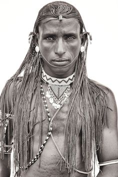 Liakipiak - The Beauty of a Warrior © Mario Gerth African Tribes, African Men, African Beauty, Black Is Beautiful, Beautiful People, Africa People, African Culture, People Of The World, Portraits
