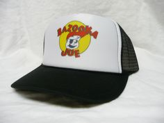 Bazooka Joe Trucker Hat - Products, Business and Brands Trucker Hats & More