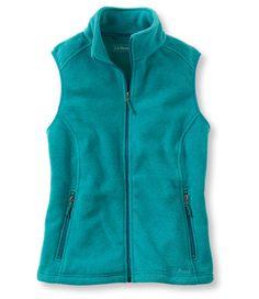 Women's Trail Model Fleece Vest: Vests | Free Shipping at L.L.Bean