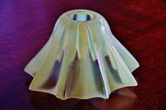 Lamp Shade 英国製アンティークヴァセリンランプシェードVN15 インテリア 雑貨 家具 Antique ¥25000yen 〆09月01日