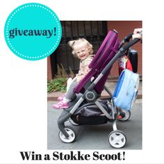 Have you entered our Stokke #Scoot stroller #giveaway yet? http://brunchwithmybaby.com/2013/10/02/stokke-scoot-review-giveaway/