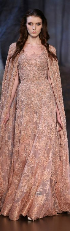 Ralph & Russo Haute Couture Fall Winter 2015-16 collection