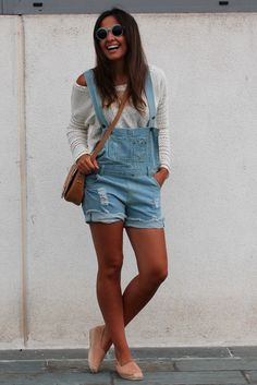 Overall 7-8-2014  Peto / overall     Sheinside  aquí/here Alpargatas / espadrilles     Tony Pons Jersey / pull     Free People