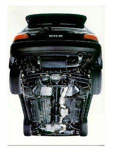 Nostalgic Wednesdays:1990-1994 Nissan Pulsar GTi-R