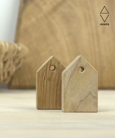 ash and oak key rings