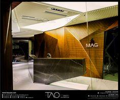 MAG Office main entr