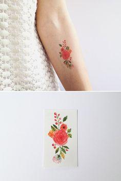 ranunculus tattoo - Recherche Google
