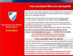 löschen extension Ransomware mit einfachen Prozedur