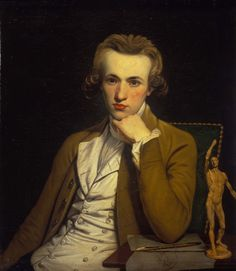 Probable Self-Portrait of William Doughty (1757-1782)