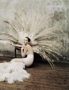 Jennifer Lawrence for W Magazine October 2012