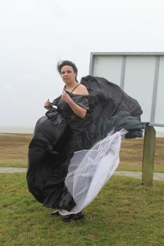 Wind Blown Skirts, Wind Skirt, Satin Dresses, Gowns, Hair In The Wind, Skirt Images, Windy Day, Satin Slip, Summer Breeze