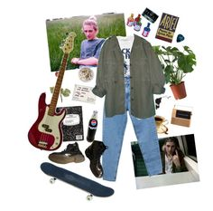 """Heaven knows I'm miserable now"" by lithiummm ❤ liked on Polyvore featuring Pull&Bear, Dr. Martens, Ash, Areaware and PATH"