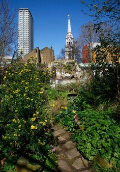 The five best secret gardens in London
