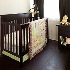 The Lion King Nursery Collection (NO I do not need this right now or in the near future...just think it's cute and want to remember it!) :-)