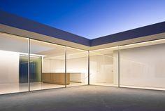 atrium house by fran silvestre arquitectos in valencia, spain