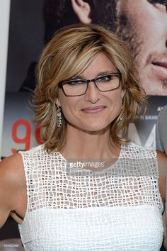 Journalist Ashleigh Banfield attends the '99 Homes' New York Premier... Show more
