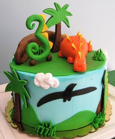 Dinosaur Birthday Party Theme