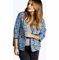 boohoo Sophie Floral Print Boxy Kimono - blue azz20602 Outerwear gets oriental with the kitsch kimono . This folk-inspired fashion piece, with arty aztec and edgy ethnic prints, livens up a little black dress and makes day wear directional. Team with a ta http://www.comparestoreprices.co.uk/womens-clothes/boohoo-sophie-floral-print-boxy-kimono--blue-azz20602.asp
