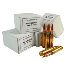 Back in Stock at a great discounted price! ‪#‎PPU‬ 308 Winchester Ammo