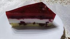 Ovocno želatínovy... Cheesecake, Desserts, Food, Tailgate Desserts, Deserts, Cheesecakes, Essen, Postres, Meals