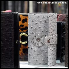 Large Silver Fashion Wallet Help your customers complete their outfit by offering trendy #accessories in your #boutique! Quality products at up to 70% below wholesale at the #OFFPRICE show in #Vegas. www.offpriceshow.com