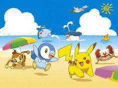 Vacaciones Pokemon