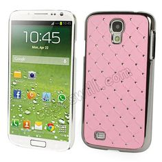 pink bling Case Galaxy S4 | cases samsung galaxy s4,wholesale Bling Rhinestone Crystal Hard Case ...