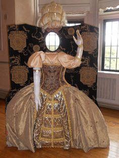 Medieval Queen Photo Op:  Razle Dazle Events