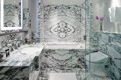 London Marriott Hotel Park Lane Habitus Brasil traz tendências em decoração de banheiros pela Europa