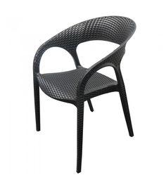 Comfort Rattan Armchair