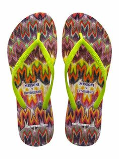 missoni , by Havaianas Made in Brazil