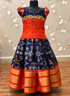New Dress Pattern Baby Pictures Ideas Frocks For Girls, Kids Frocks, Dresses Kids Girl, Kids Outfits, Kids Dress Wear, Kids Gown, Kids Wear, Kids Lehanga Design, Kids Lehenga Choli