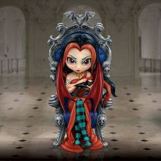 Queen Jasmine Vampire Figurine Jasmine Becket Griffith | eBay