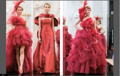 Gap Bridal Collection - il rosso di Elisabetta Polignano