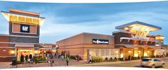 Taubman Prestige Outlets @ Boone's Crossing