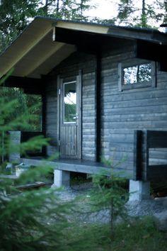 Vihreä talo: tunnelmointia