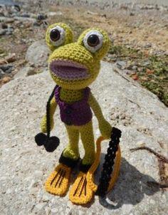 Jack the frog