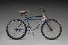 """1941 Schwinn B.F. Goodrich   Joe Breeze        """"I rode this bike down Mt.Tam!"""""""