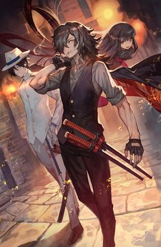 Awesome Anime, Character Modeling, Character Art, Character Design, Anime Art, Samurai Anime, Go Wallpaper, Fate Zero, Fate Stay Night